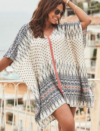Plus Size Kelsea Sorrento Tunic