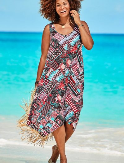 Plus Size Liana Southport Dress