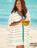 Plus Size Mckenna Striped Tunic